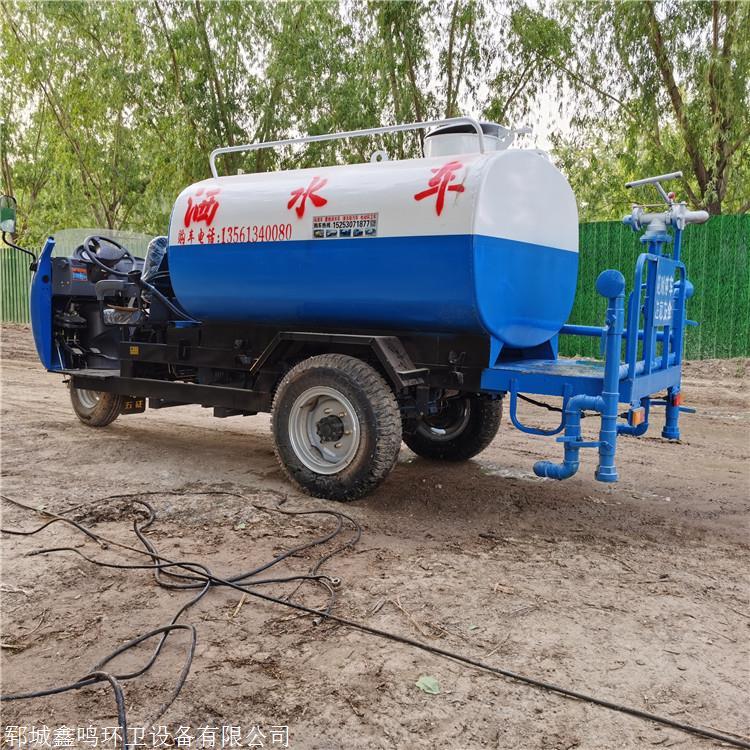 山西5方灑水車,22馬力灑水車視頻