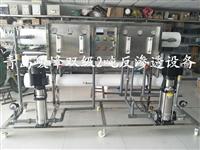安丘全自动2吨反渗透纯净水设备 JF水处理