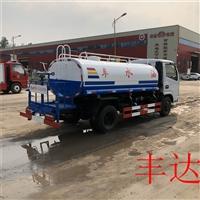 5吨东风洒水车价格 3吨洒水车厂家价格