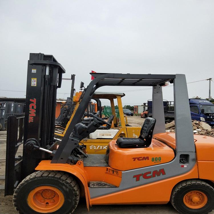 灵璧二手叉车 二手电动叉车 宿州柴油叉车原装精品2吨3吨4吨包送