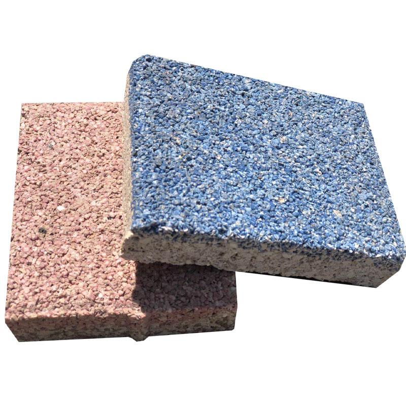 四川陶瓷透水砖_众光产品和别家产品的区别