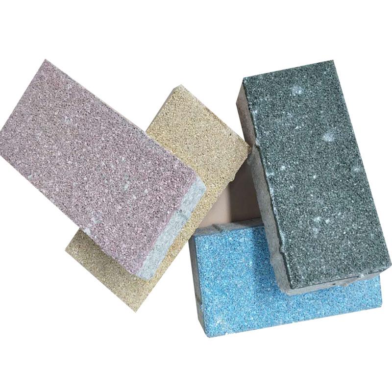 河南陶瓷透水砖 人行道路面透水砖推荐众光