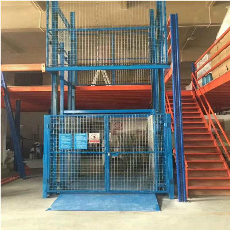 10米货物升降机 3吨液压货梯厂家 大吨位货物举升机 亚林厂家直销