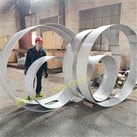 2米直径不锈钢卷管圈圆加工