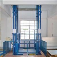 10米升降货梯 液压升降机 剪叉升降货梯 四川固定升降货梯厂家