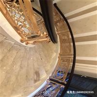 江西銅樓梯扶手圖片款式及報價