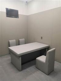 审讯室软包新材料建设标准