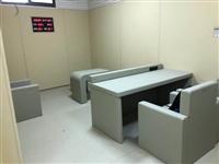 审讯室软包新材料标准应用建设