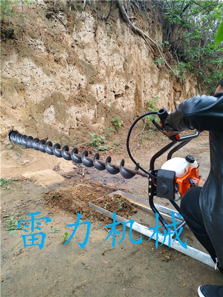 横向钻孔机路下穿管一挖成孔