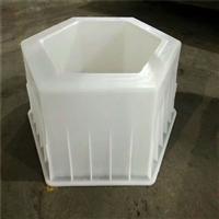 黑龙江牡丹江塑料护坡模具  塑料模盒 水利模具 --佳兴