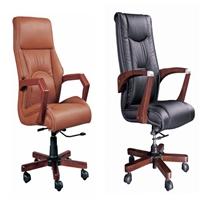 老板椅 青岛大班椅厂家 人体工学椅子 真皮舒适办公