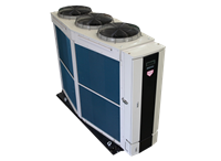 麦克维尔中央空调 全变频模块式风冷热泵机组