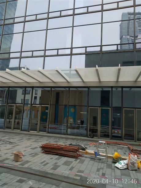 深圳玻璃幕墙安装维修