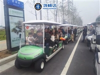 11座电动观光车 锂电观光车 电动高尔夫球车厂家 全国销售