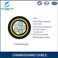 光纜,廠家優質 跨巨大 抗拉強度高 全介質自承式光纜(ADSS)