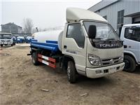厂家直销福田小卡之星5吨雾炮洒水车供应