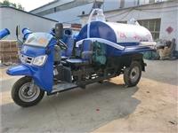 五征三轮2方真空吸粪车安装与运输
