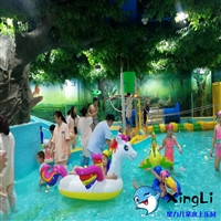 儿童水上乐园行业特性 云南四川贵州 星力儿童水上乐园厂家