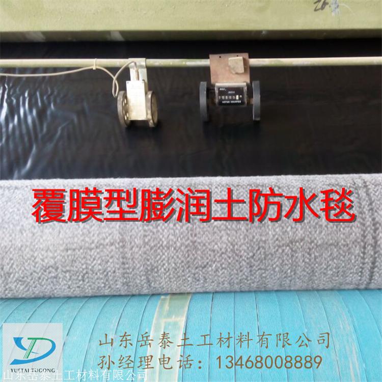 优质膨润土防水毯_防水垫_覆膜型防水毯