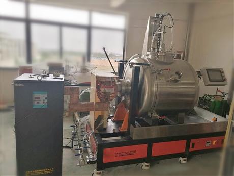 稀贵金属提炼真空蒸馏炉提纯炉