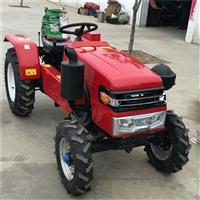 小型四轮拖拉机 农用果园四轮旋耕机 水旱两用拖拉机