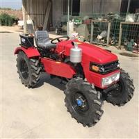 多用途小型四轮拖拉机 现货两驱四驱耕地机 单缸小型四轮拖拉机