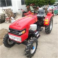 低矮型单杠小型四轮拖拉机 农用小型旋耕机价格 低矮型四轮拖拉机