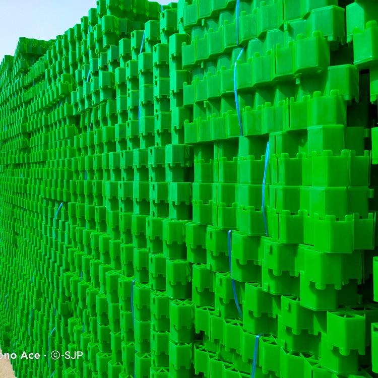 绿色植草格的应用
