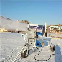 扇形噴射造雪機雪量大 全自動造雪機XXB 質量優選