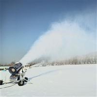 造雪機直銷 采購優選 人工造雪設備XXB360度旋轉