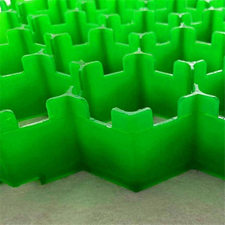 公路护坡植草格 泰安4公分绿化植草格