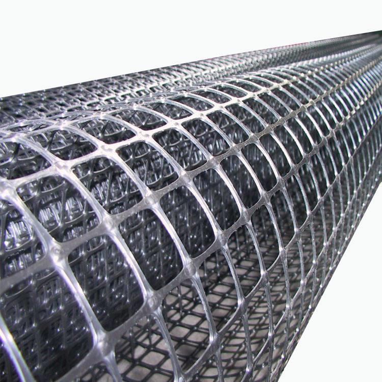 塑料土工格栅-双向土工格-厂家批发