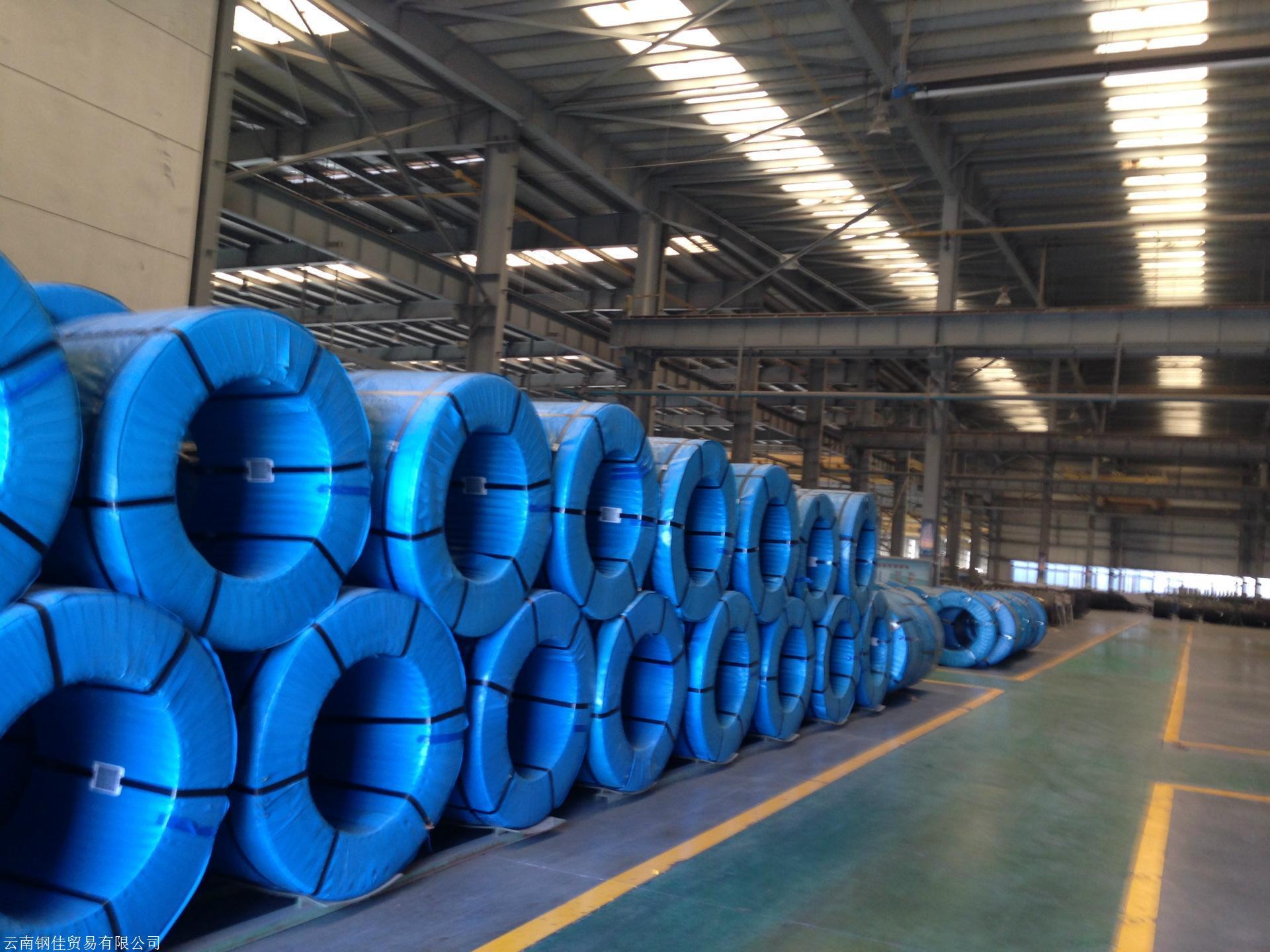 曲靖钢绞线价格 钢材供应商 现货销售