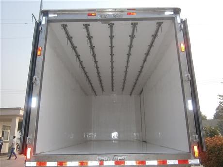 冷藏车用导轨(滑道)  肉钩滑道导轨 滑轨厂家价格 图片