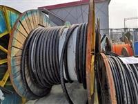 广州市番禺区废电缆回收公司 去皮电缆线价格