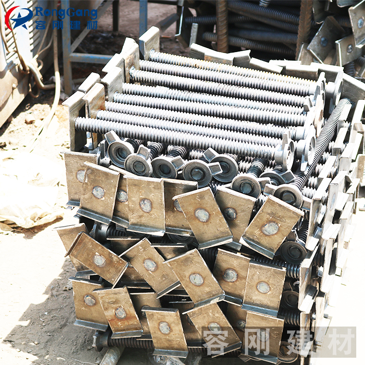 昆明顶托 建筑顶托之架 可调顶托螺杆 质量保证