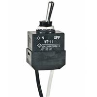 密封钮子开关PSE认证阻燃防水摇头开关型号WT11L现货