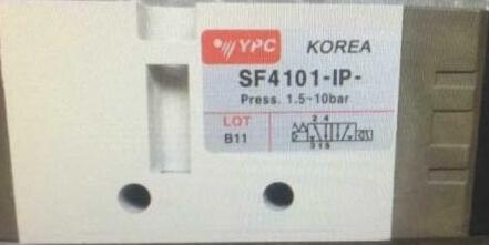 韩国YPC电磁阀汇流板MF4500-10的使用范围