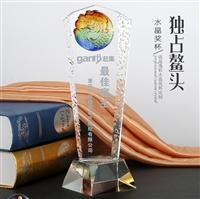 广州奖杯制作厂家 年度杰出员工奖杯定制定做