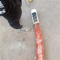 6寸4米沙子水平垂直软管吸沙机 车载式稻米装车吸粮机