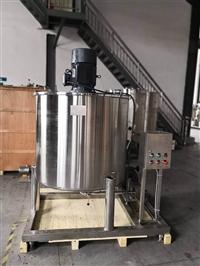 不锈钢乳化罐  真空乳化罐 电加热乳化罐 八方机械