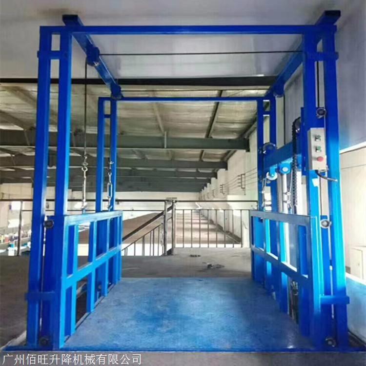 无机房货梯室外货梯液压简易货梯