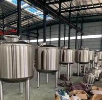 不锈钢储罐厂家  液体存储罐 搅拌罐 储水罐