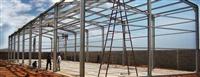 甘肃京投彩钢钢结构加工