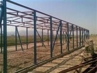 酒泉钢结构安装工程