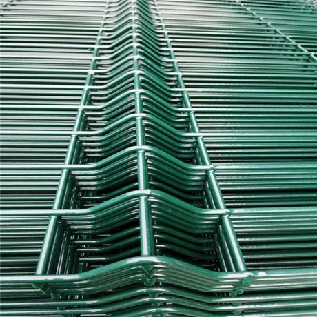 河北绿色铁丝围栏网报价