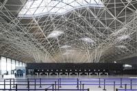 酒泉京投彩钢钢结构