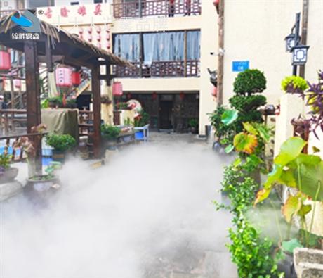 贵阳市造雾雾森设备定制