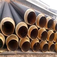 台湾水利工程用预制保温管 直埋保温钢管工艺 沧州友通厂家