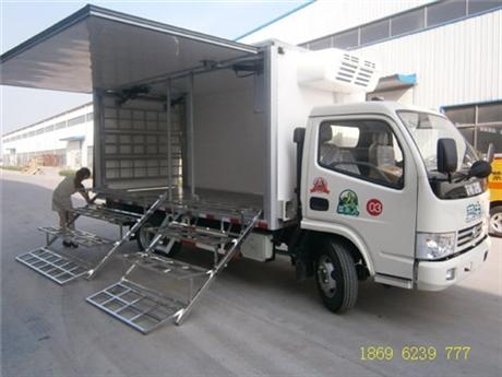 东风流动售卖车 专业售货车正规厂家生产定制 品质好 交期快